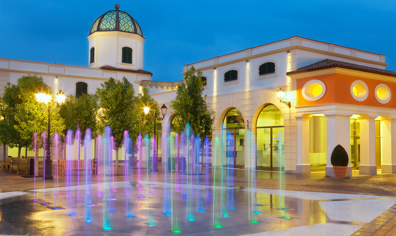 Reggia Designer Outlet – Italian Food And Style
