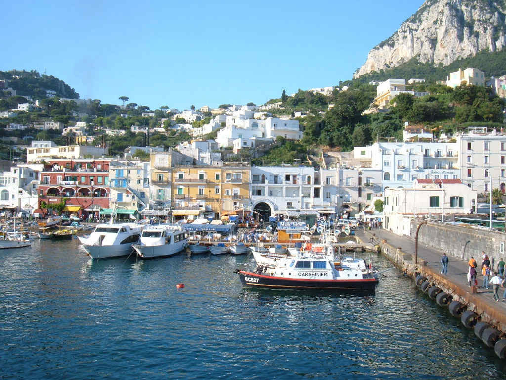 Sightseeing Tours - Daily excursions from Sorrento - Capri/Anacapri