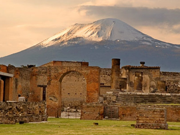 Sightseeing Tours - Daily excursions from Sorrento - Pomeii & Vesuvius