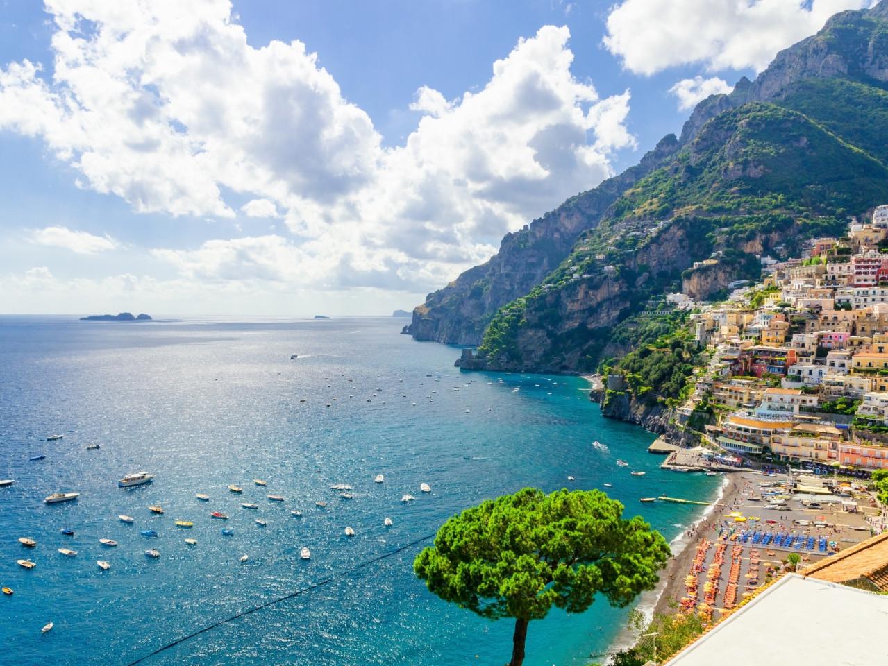 Campania Excursions