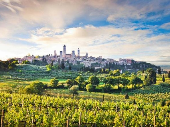 TUSCANY IN A DAY